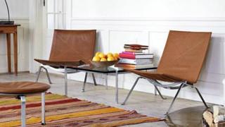 一款经典的真皮休闲椅是怎样诞生的