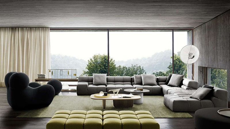 选购布艺沙发的方法