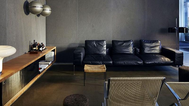 全皮沙发和半皮沙发区别在哪里?德洛皮沙发为您解答