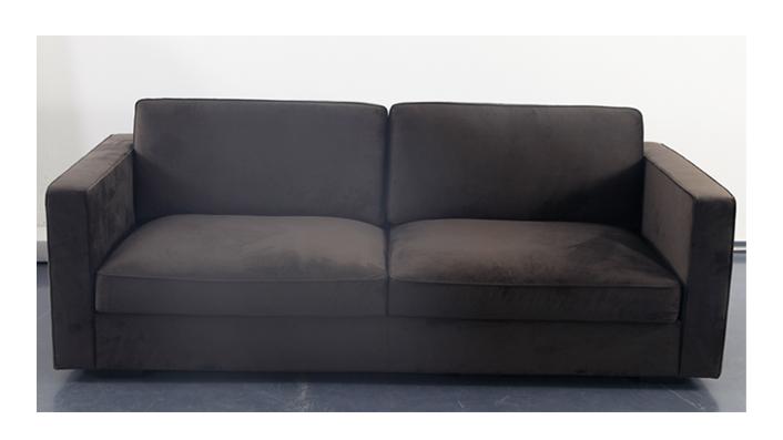胡伯特 现代极简轻奢两人布艺沙发(Hubet Sofa)