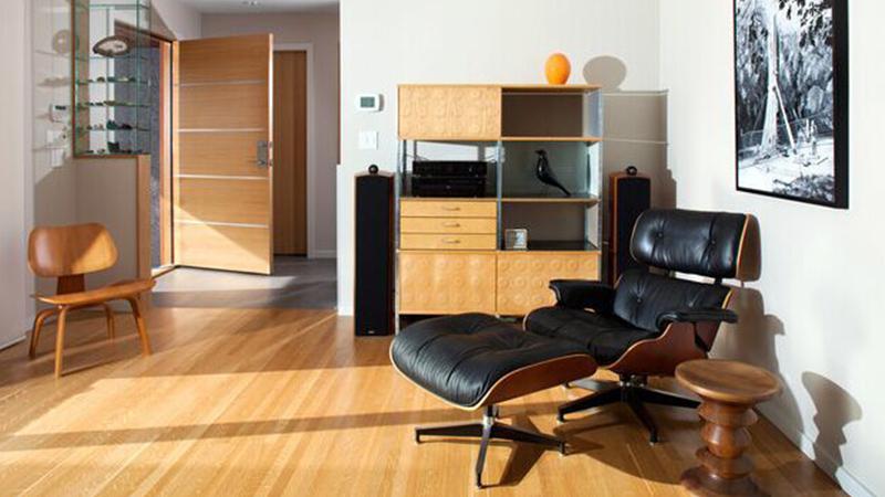 德洛家具教您怎样选购一把合适的休闲椅