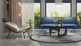 怎样给自己挑选一款适合的真皮沙发
