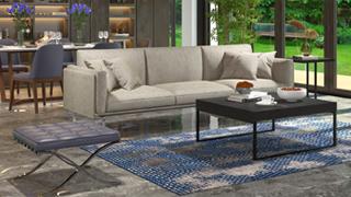 客厅布艺沙发该怎么挑选才好呢
