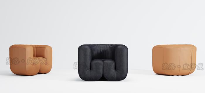真皮沙发座椅