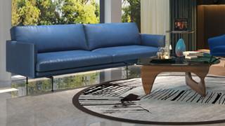 怎样有效地对真皮沙发进行保养和维护
