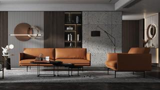 德洛的皮沙发的品牌故事