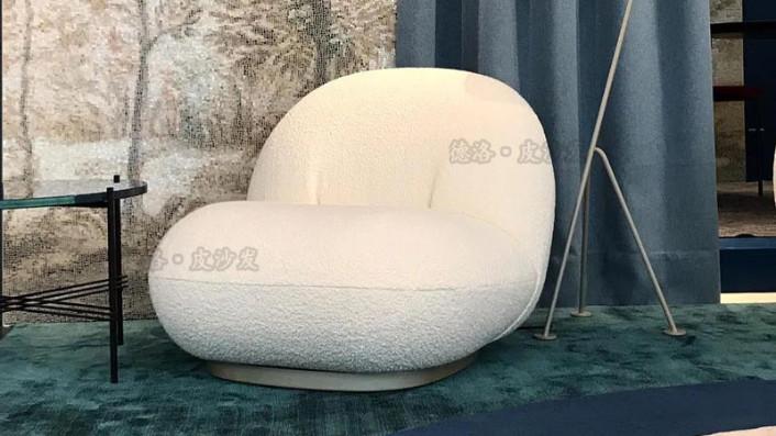 辛特 现代简约休闲单人雪梨椅(Sint Chair)