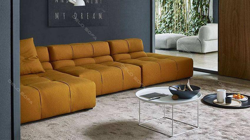 帕多 现代北欧风格布艺沙发(Pado Sofa)
